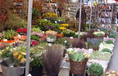 Mercados en Amsterdam