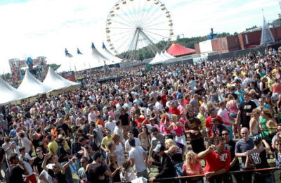 Festival Dance Valley en Amsterdam