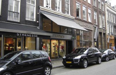 Pc Hooftstraat en Amsterdam