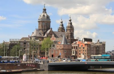 Iglesia San Nicolas en Amsterdam