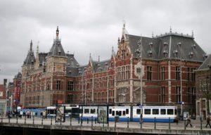 Amsterdam Centraal Statios