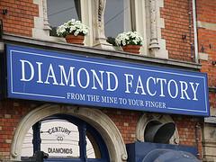 Diamantes En AMsterdam