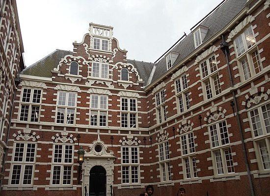 oost-indisch-huis en Amsterdam